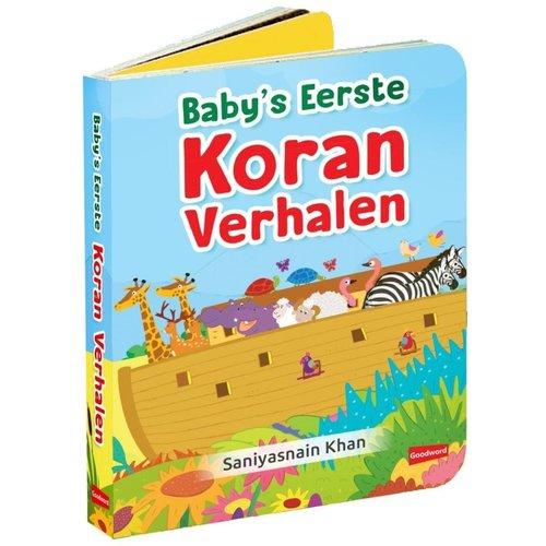 Goodword Books Babys Eerste Koran Verhalen