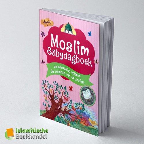Moslim Babydagboek - Roze
