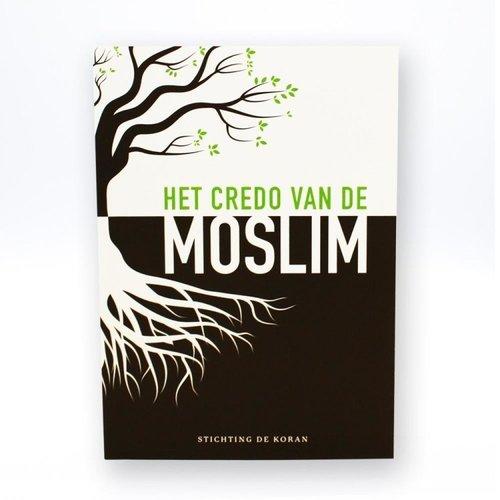 Het credo van de moslim