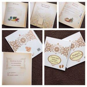Niya Products Islamitisch Babydagboek