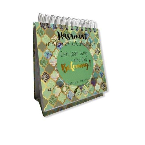 Hasanaat-kalender - elke dag zegeningen