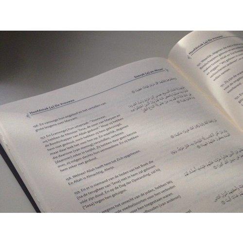 Stichting As-Soennah De interpretatie van de betekenissen van de Koran