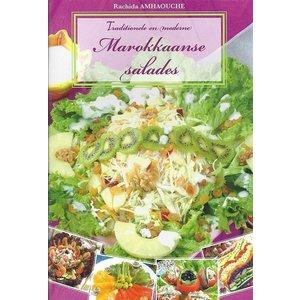 Traditionele en Moderne Marrokaanse Salades