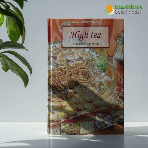 Editions Chaaraoui High Tea