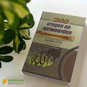 Daar al-Aathaar 200 Vragen en Antwoorden over de Geloofsovertuiging