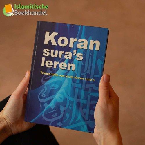 Uitgeverij: ZamZam Koran Soera's Leren