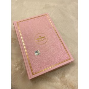 Islamitische-Boekhandel Quran Kerim Pink and Dutch Translation
