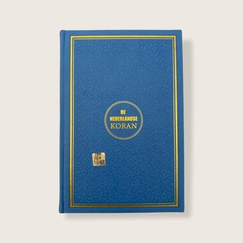 Islamitische-Boekhandel De Nederlandse Koran Blauw