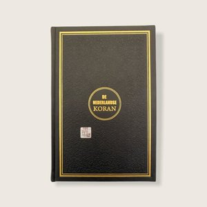 Islamitische-Boekhandel De Nederlandse Koran Zwart
