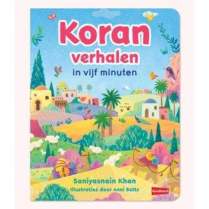 Goodword Books Koran Verhalen in vijf minuten