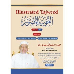 Algwthani Kitabevi Illustrated Tajweed English by Dr. Ayman Rushdi Swaid