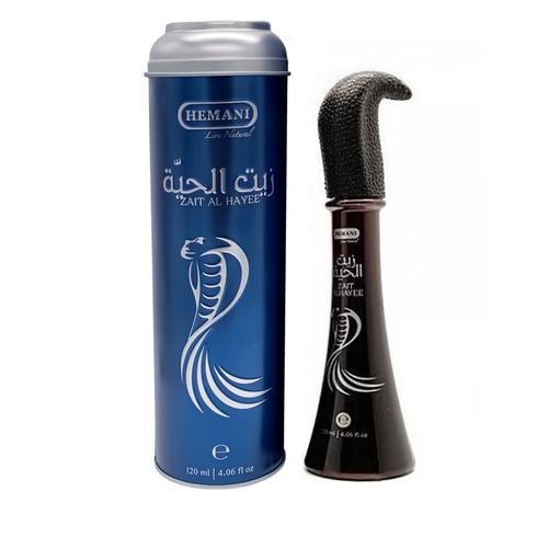 Hemani Hemani Slangenolie - Zait Al Hayee