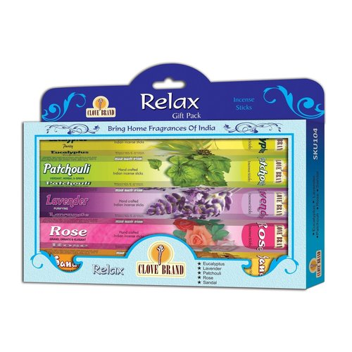 Relax Wierook Gift Pack