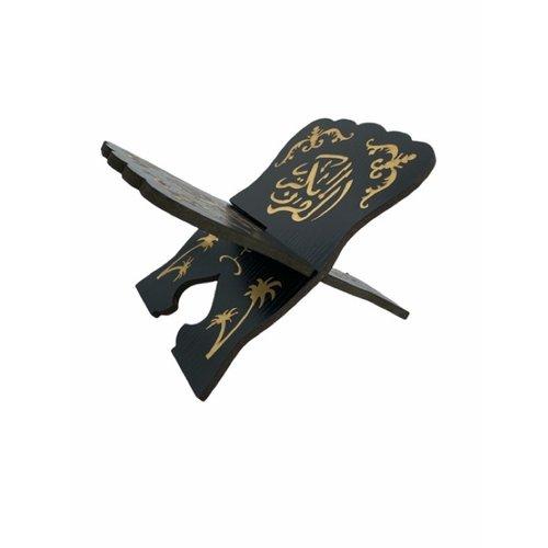 Koran Houder Zwart XL