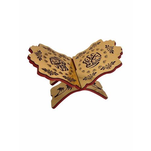 Koran Houder Goud  L