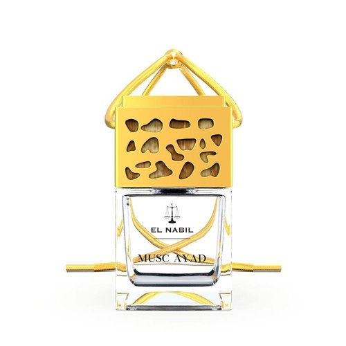 El-Nabil Auto Parfum - Musc Ayad