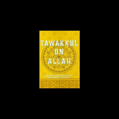 Maktabatulirshad Publications Tawakkul On Allah