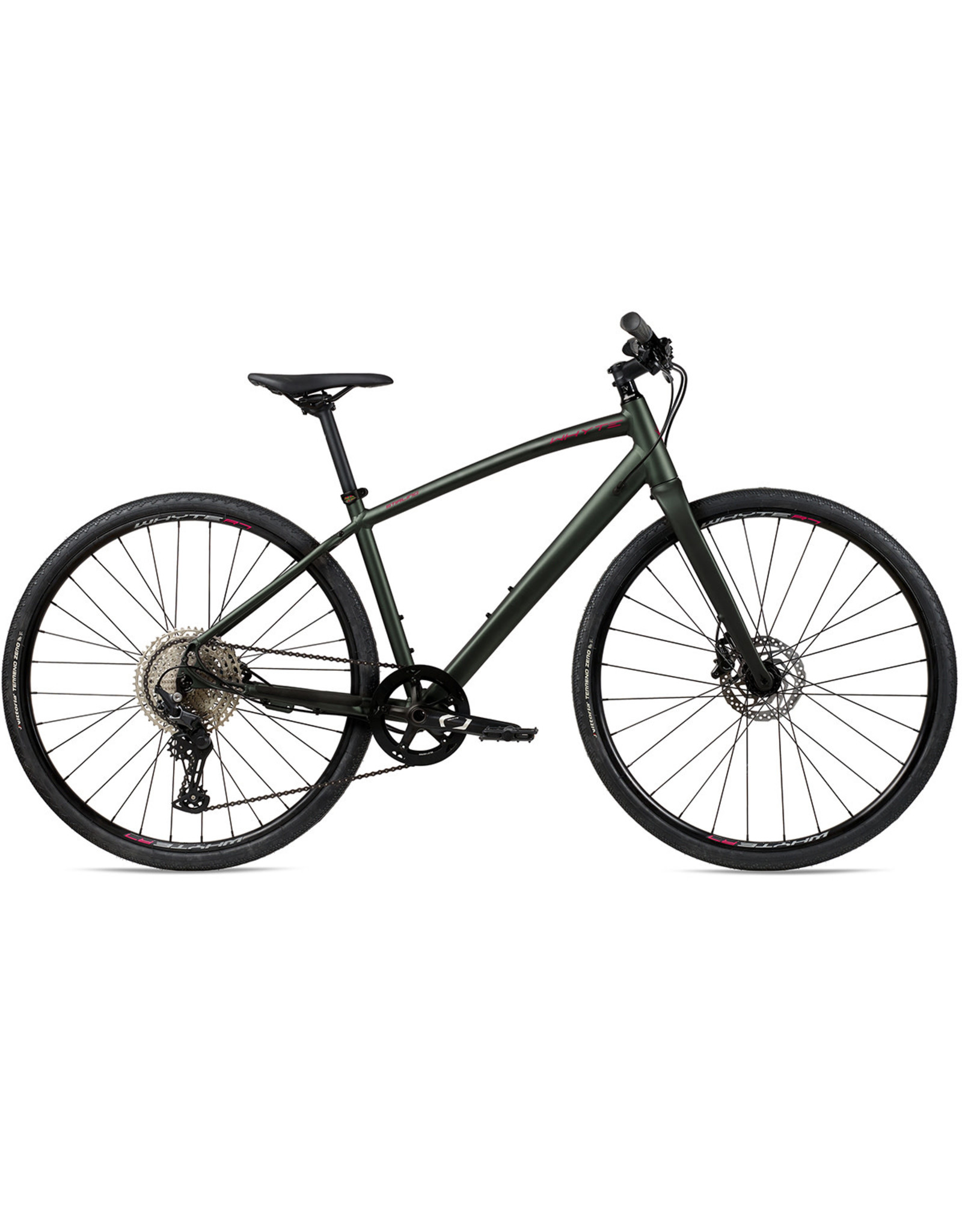 Whyte Stirling V2 Hybrid Bike 2021