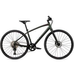 Whyte Whyte Stirling Hybrid Bike 2021 in Moss Green
