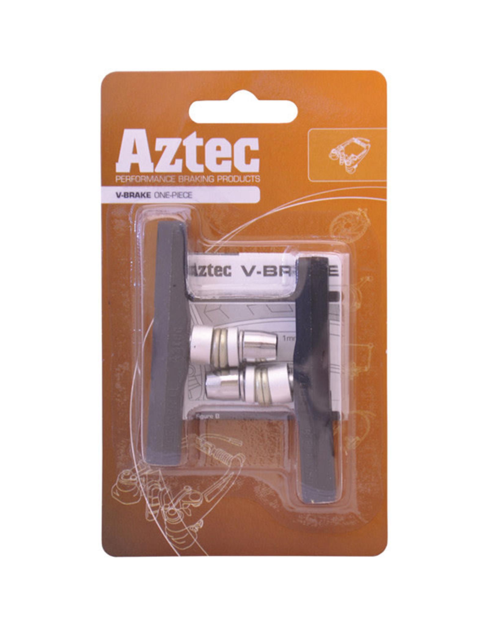 Aztec Brake Pads V-Brake One Piece Aztec