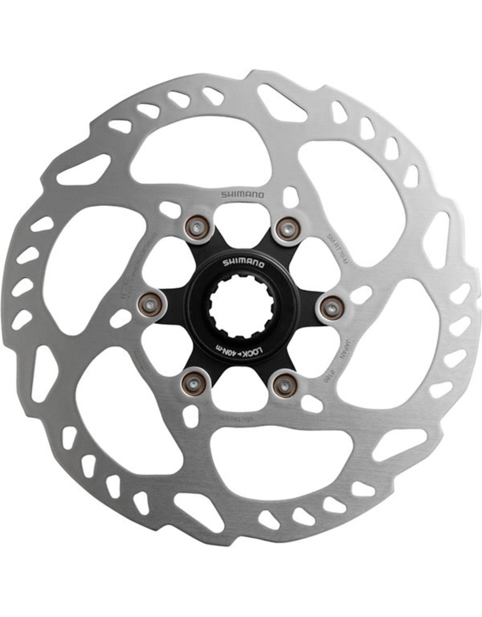 Shimano Disc Rotor SMRT70 Center-Lock