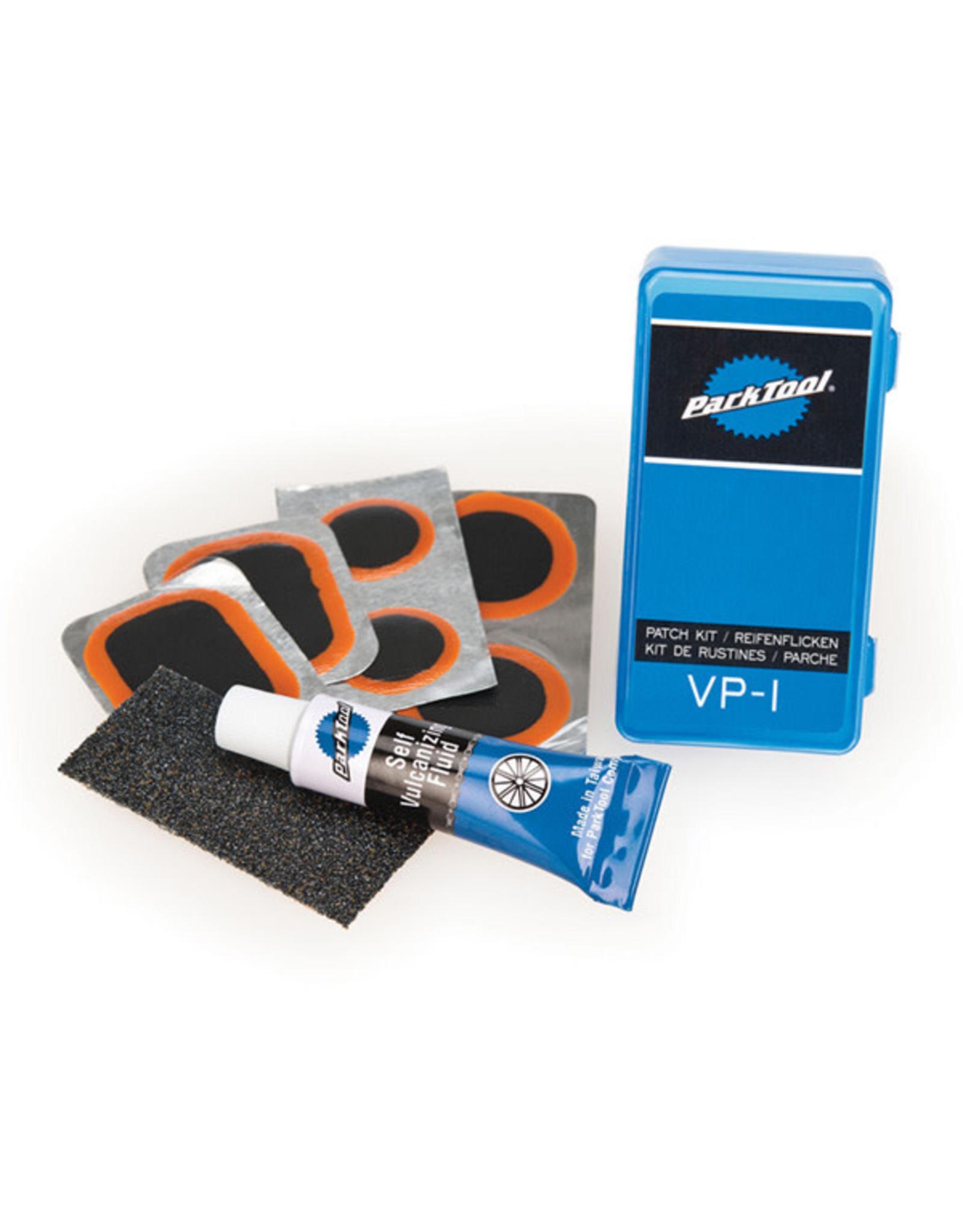 Park Tool Puncture Repair Kit VP1 Vulcanising
