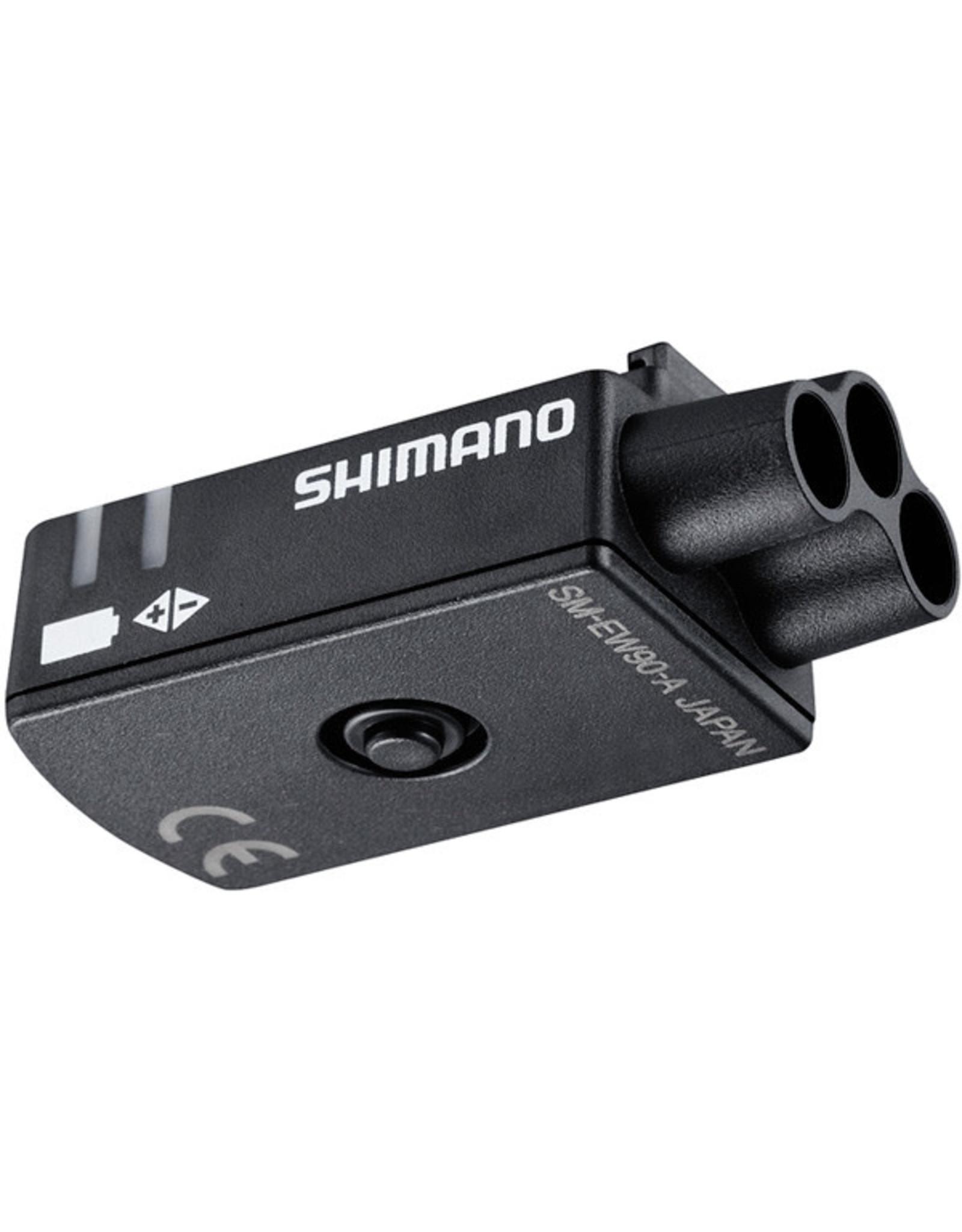 Shimano Di2 Junction Box 3-Port EW90A