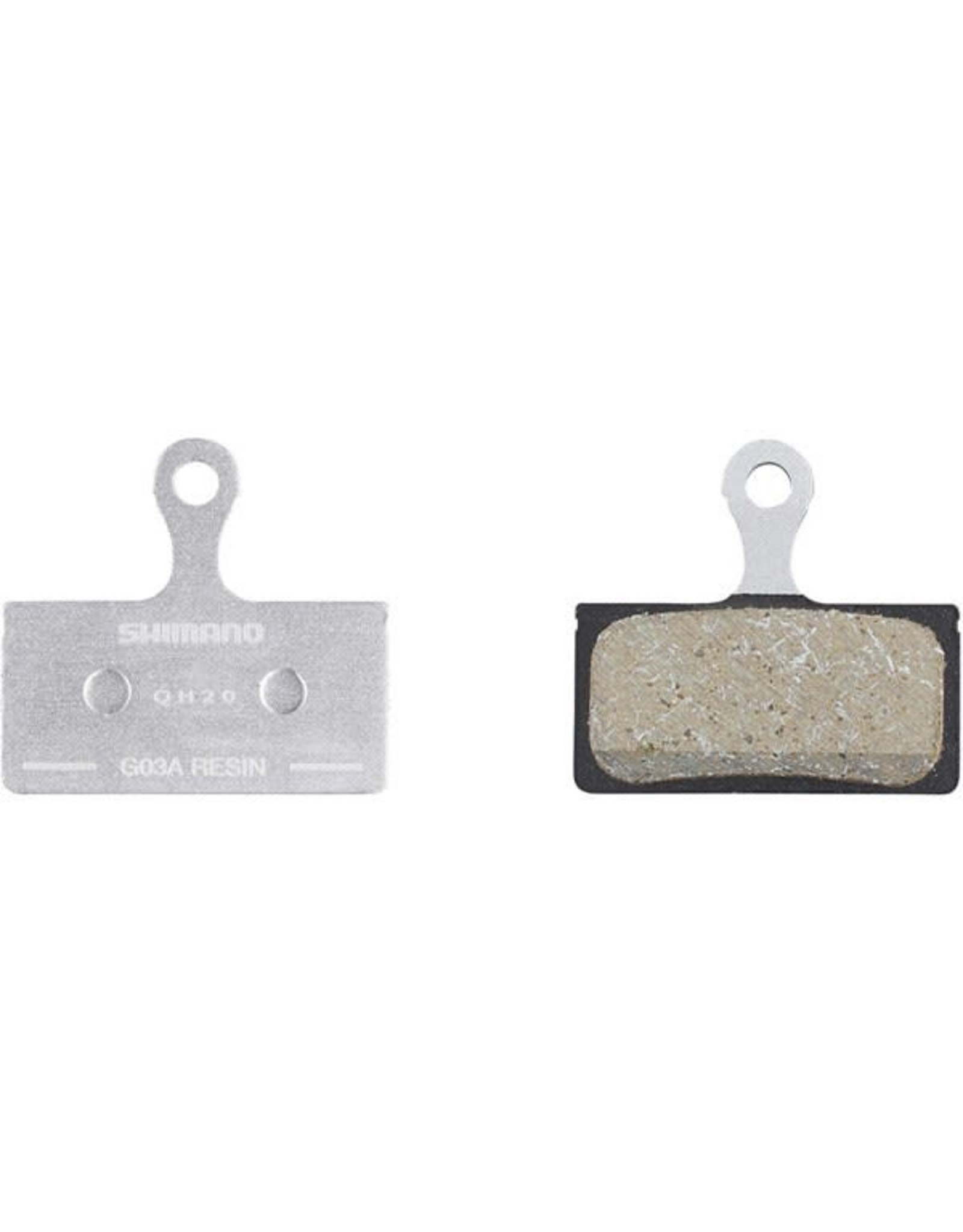 Shimano Brake Pads Disc GO3A Resin