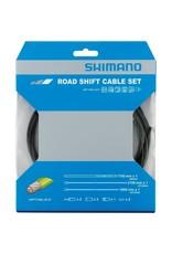Shimano Gear Cable Set Optislick Black