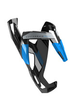 Elite Bottle Cage Race Plus Blue/Black