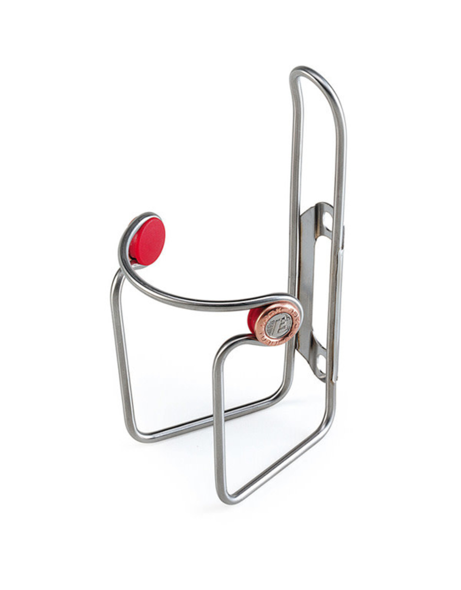 Elite Bottle Cage Inox Stainless