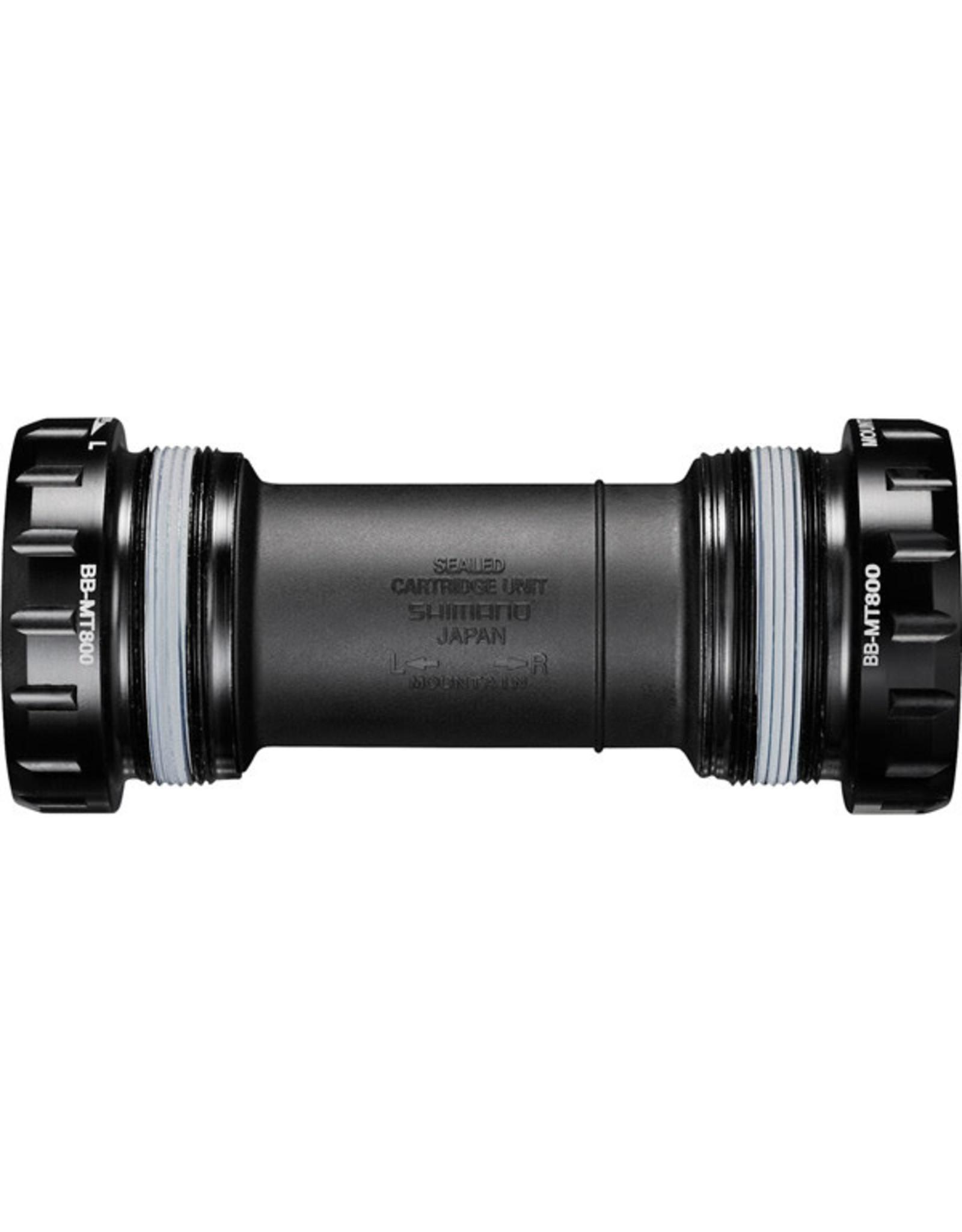 Shimano Bottom Bracket MT800 68/73mm BSA