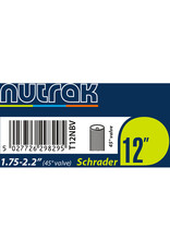 Nutrak Inner Tube Schrader Nutrak 12 x 1.75 45 Degree Valve