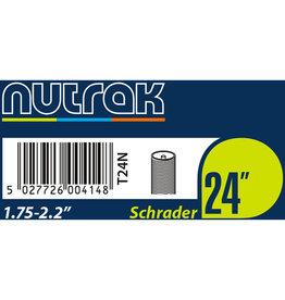 Nutrak Inner Tube Schrader Nutrak 24 x 1.75-2.125