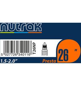 Nutrak Inner Tube Presta 26 x 1.5 - 2.0
