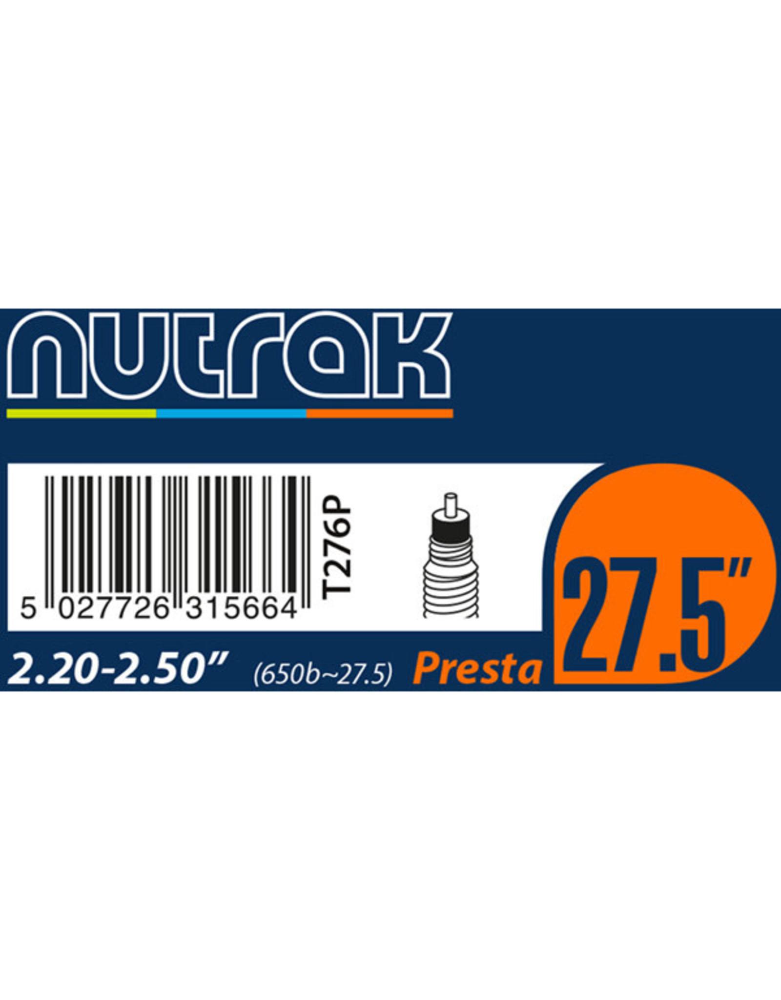 Nutrak Inner Tube Presta 27.5 x 2.2 - 2.5