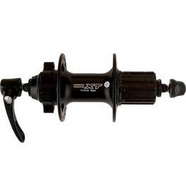 Shimano Rear Hub MTB M756 6-Bolt Black