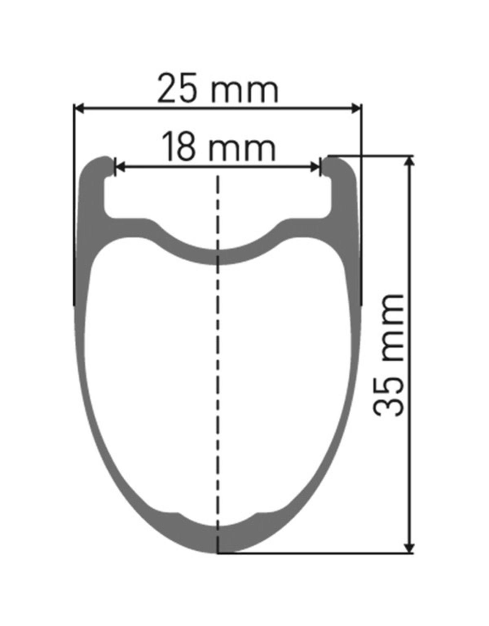 DT Swiss Wheel Disc Brake PRC 1400 35mm