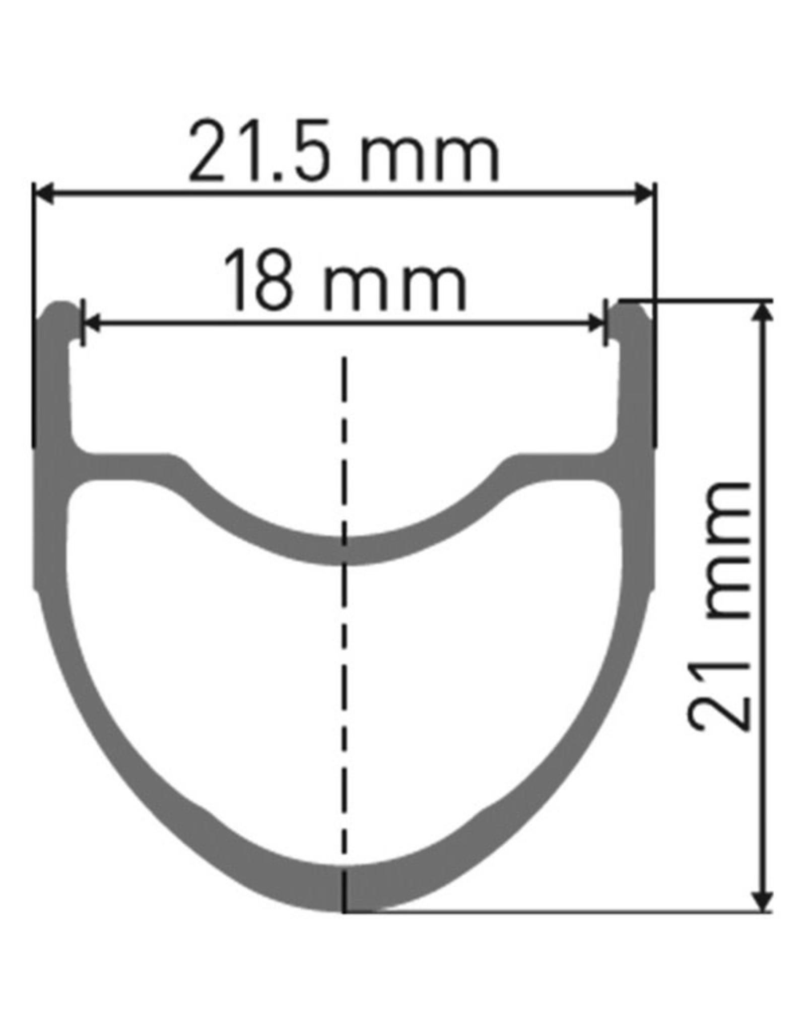 DT Swiss Rim Disc Brake R460 Black 32H