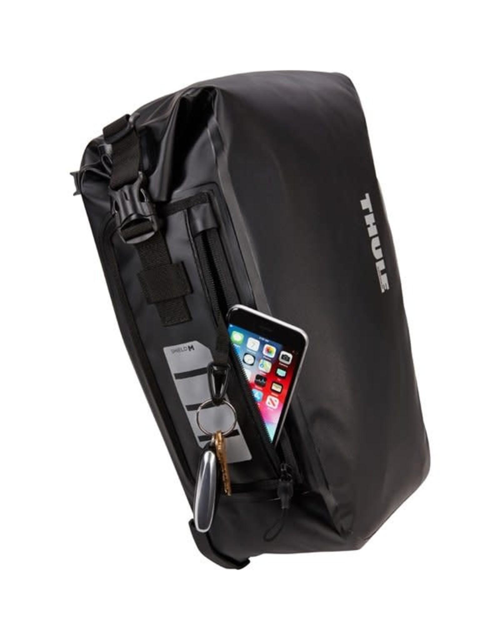 Thule Thule Shield Black 17L Pannier Bag