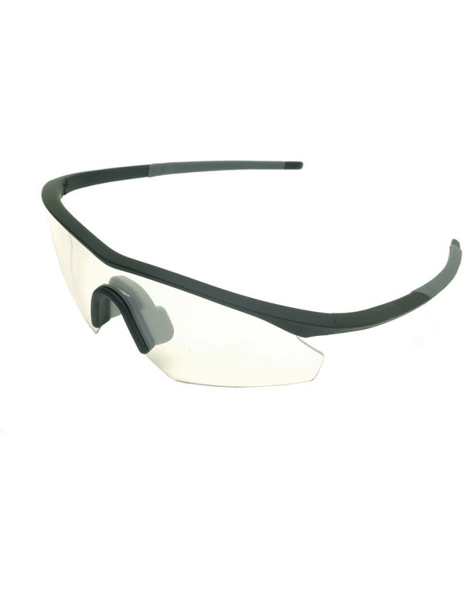 Madison Glasses Shields Black