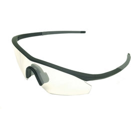 Madison Glasses Shields Black