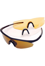 Madison Glasses D'Arcs 3-Lens Black