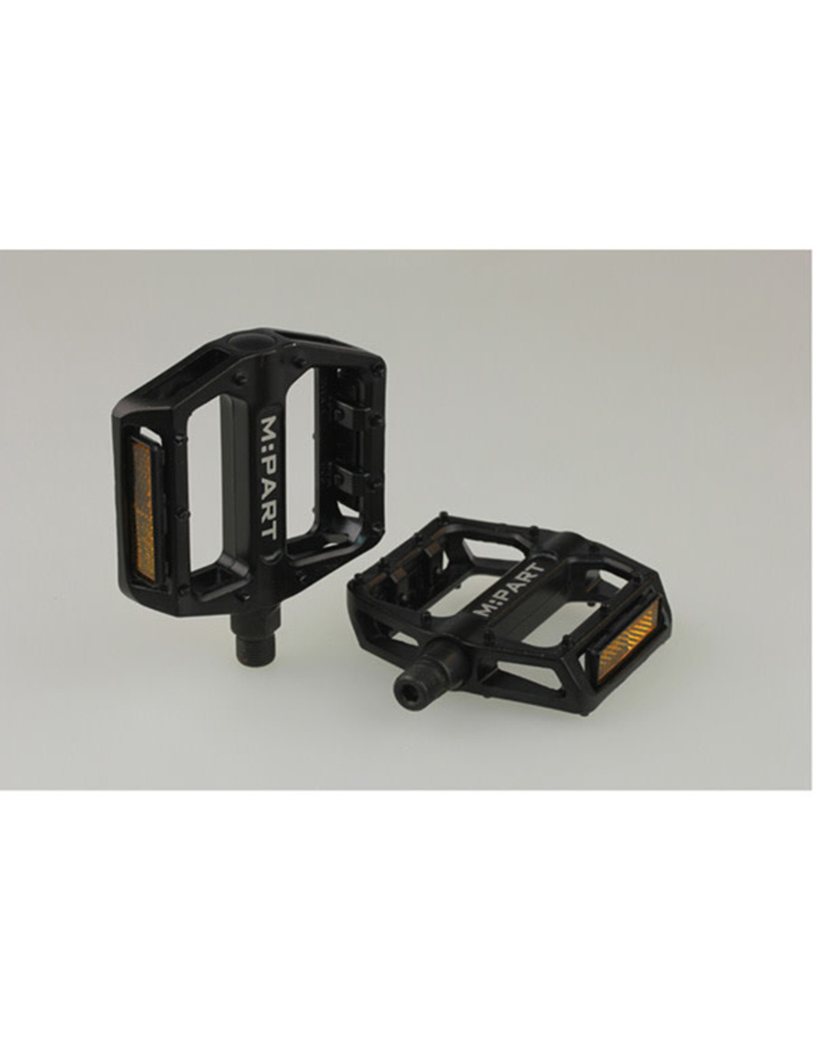 M-Part Pedals MPart Sport Flat Black