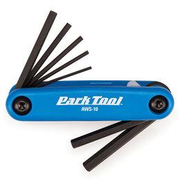 Park Tool Folding Hex 1.5-6mm Multitool