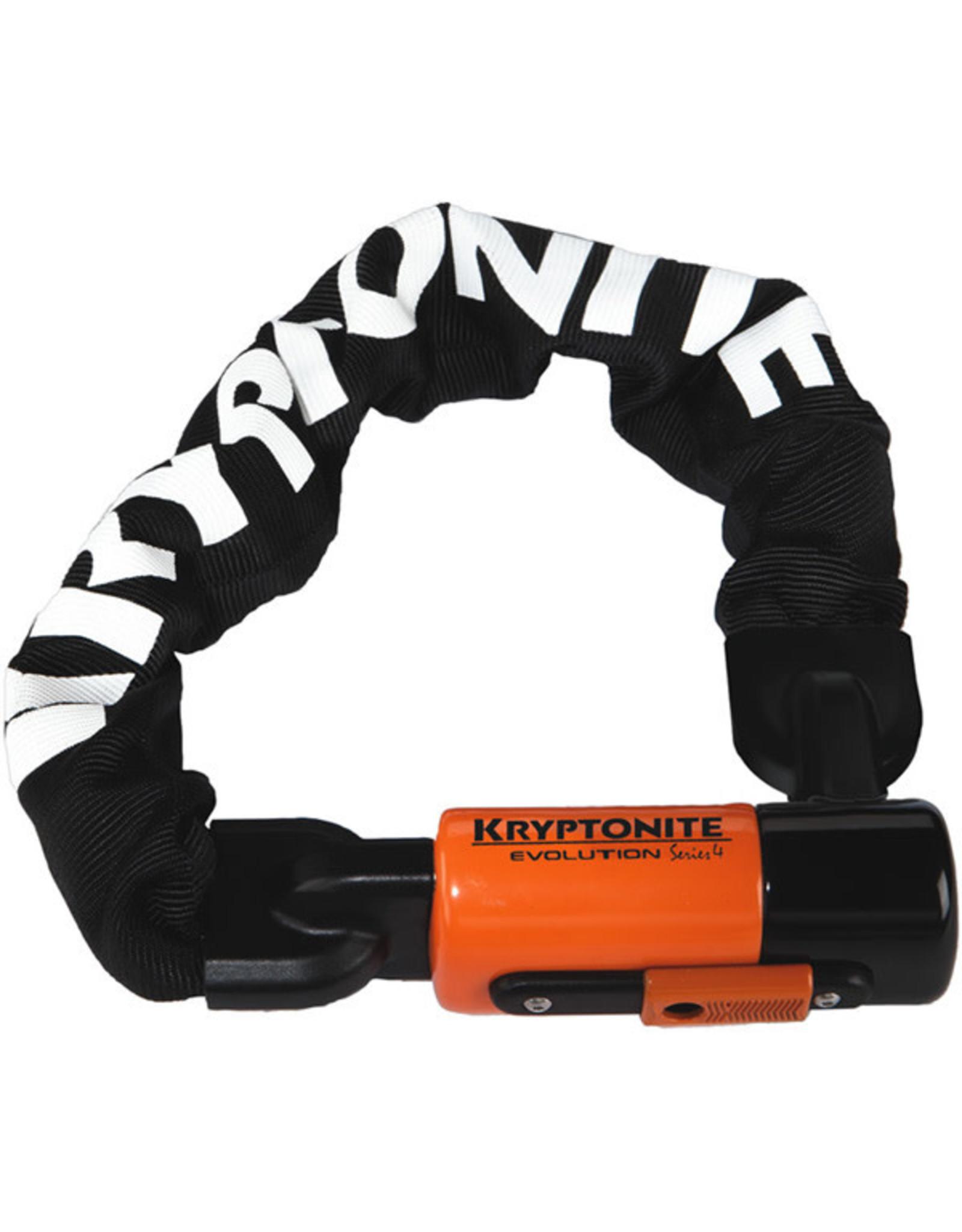 Kryptonite Chain Lock Evolution S4 55cm