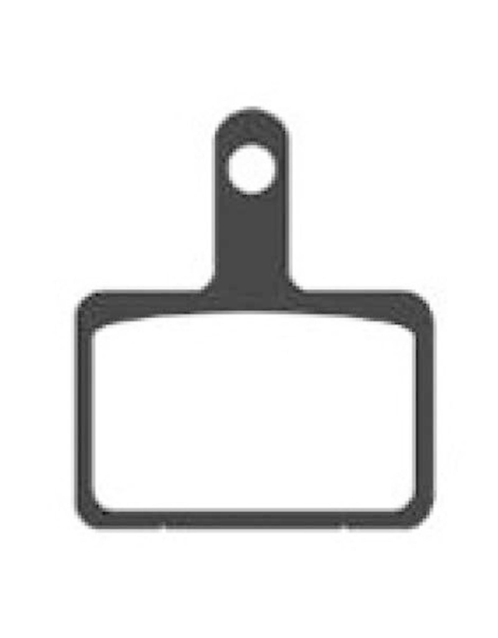 Ashima Brake Pads Disc Shimano Sintered