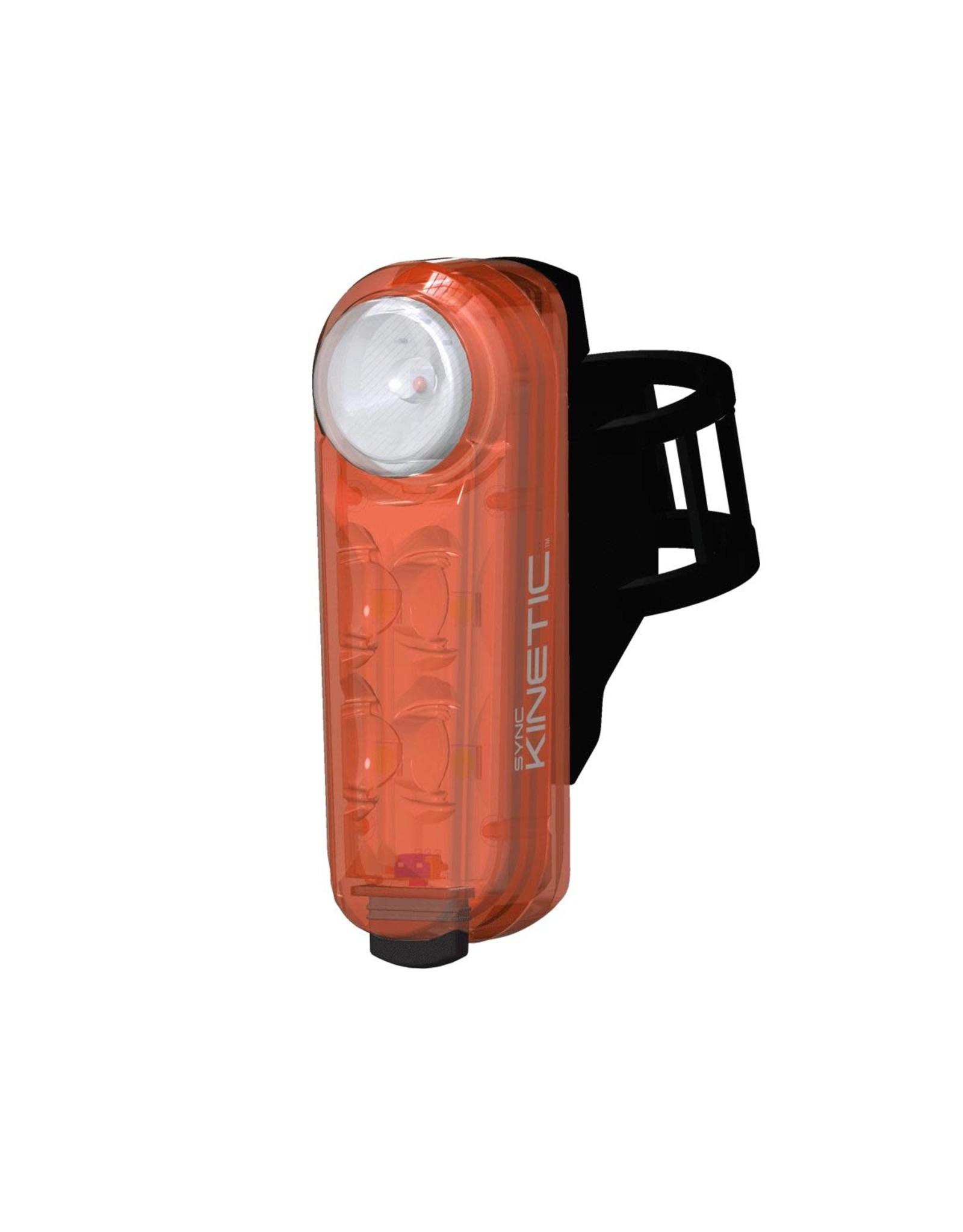 Cateye Rear Light Sync Kinetic 40/50