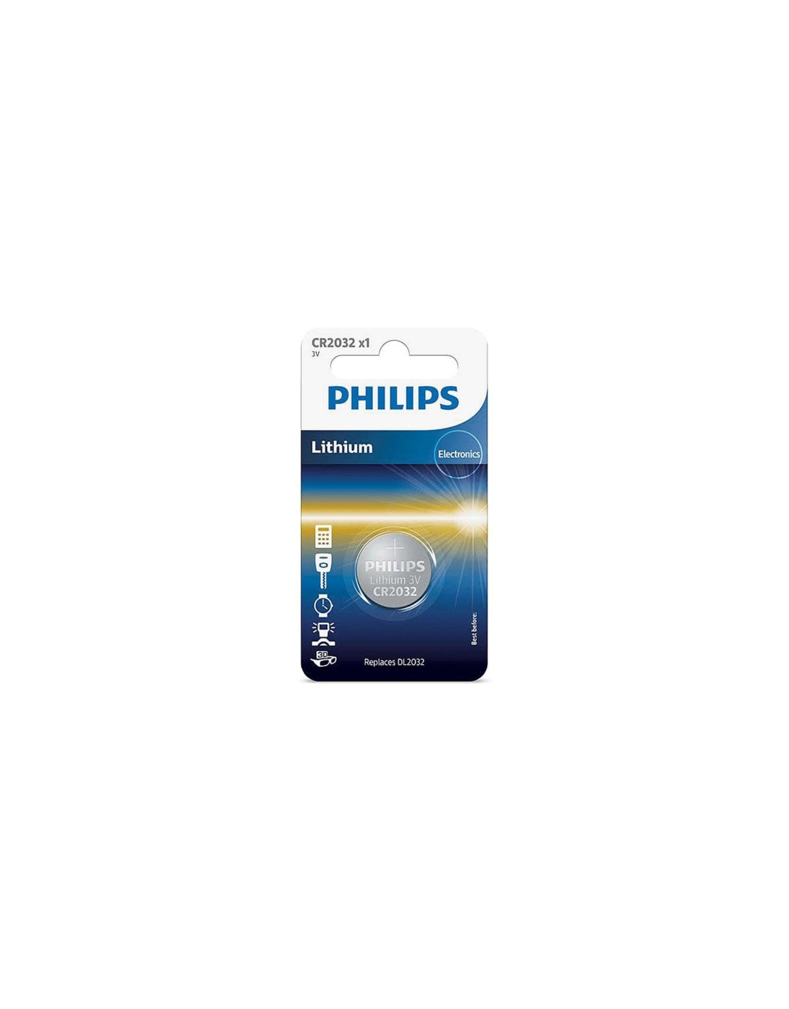 Energizer Battery Philips CR2032