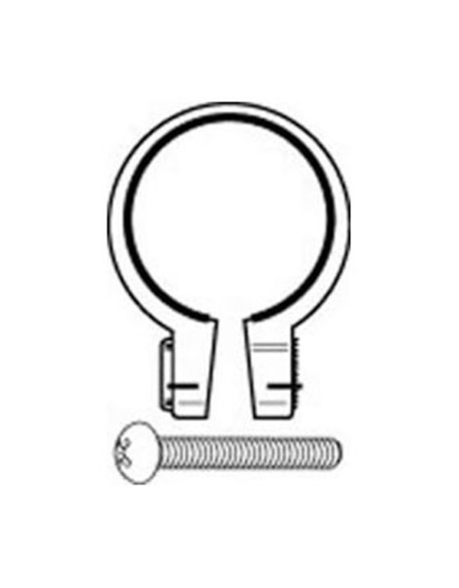 Cateye Light Clamp SP7 28.8-32.5mm